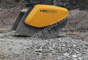 Hartl   HBC 750 CRUSHER Bucket