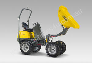 Wacker Neuson NEW 1001 Swivel Dumper