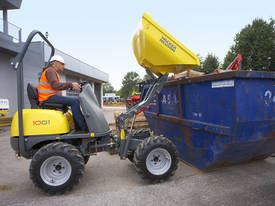 NEW 1001 Swivel Dumper - picture2' - Click to enlarge