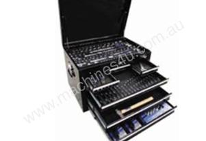 SP 157 PIECE TOOLKIT AF/METRIC 7 DRAWER TOOLBOX