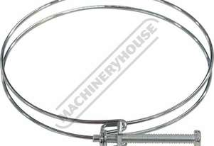 DCC-125 Dust Hose Clamp Ø125mm (5