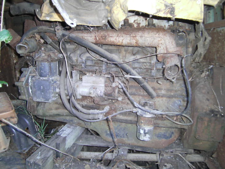 bedford 466 truck engine ,