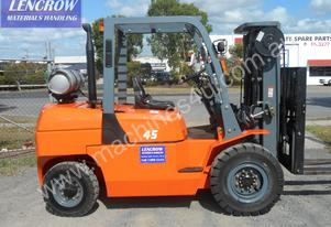 4500kgs container entry forklift for hire