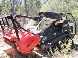 Fecon Mulcher for Skid Steers Mulcher Forestry Equipment - picture2' - Click to enlarge