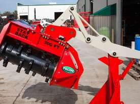Fecon Mulcher for Skid Steers Mulcher Forestry Equipment - picture4' - Click to enlarge