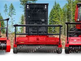Fecon Mulcher for Skid Steers Mulcher Forestry Equipment - picture6' - Click to enlarge