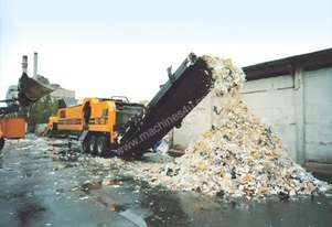 DZ750 2 in 1 Mobile Shredder / Grinder