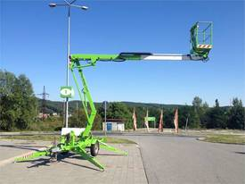 New Nifty Trailer Mounted Cherry Picker - picture0' - Click to enlarge