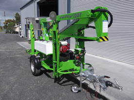 New Nifty Trailer Mounted Cherry Picker - picture3' - Click to enlarge