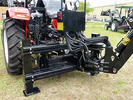 Tractor Backhoe LW7E Side Shift - picture5' - Click to enlarge