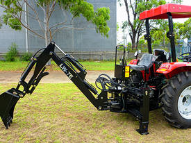 Tractor Backhoe LW7E Side Shift - picture6' - Click to enlarge