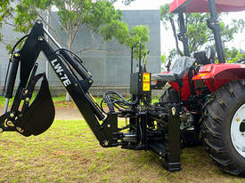 Tractor Backhoe LW7E Side Shift - picture7' - Click to enlarge