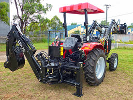 Tractor Backhoe LW7E Side Shift - picture3' - Click to enlarge