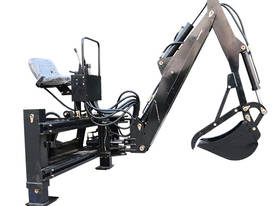 Tractor Backhoe LW7E Side Shift - picture0' - Click to enlarge