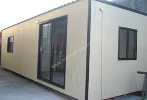 PORTABLE BUILDING SITE OFFICE TRANSPORTABLE with B