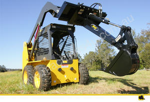 Digga  Mini Backhoe