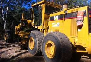 1998 CAT 16H Grader for hire
