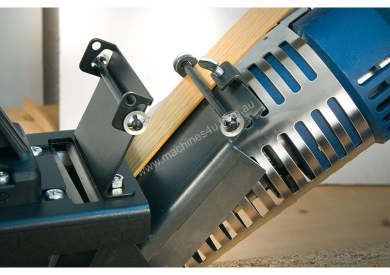 EDGE BANDER MANUAL HAND HELD 1500W 0-3MM THICK EDGING UP TO 25MM WIDTH + 0-1MM THICK EDGING UP TO 50