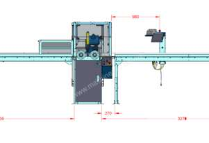 Fully Automatic Cold Saw Brobo COLDSAW FA3000K