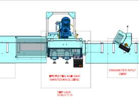 Fully Automatic Cold Saw Brobo COLDSAW FA3000K - picture3' - Click to enlarge