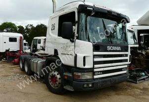 Scania 2001   P124G DISMANTLING