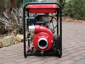 4 inch Diesel water pump cast iron 1500L/m 60m Head - picture2' - Click to enlarge