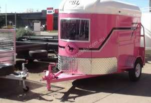 mcneill trailers pbl pony trailer for two ponies