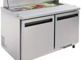 Polar GD882-A - Megatop Preparation/Salad Counter 405Ltr - picture0' - Click to enlarge