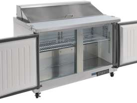 Polar GD882-A - Megatop Preparation/Salad Counter 405Ltr - picture1' - Click to enlarge