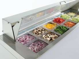 Polar GD882-A - Megatop Preparation/Salad Counter 405Ltr - picture2' - Click to enlarge