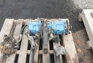 Custom Pump Kit with controller suits garbage compactor Hyd Pump Parts