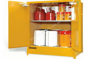 Heavy Duty Flammable Storage Cabinet 250 Litres