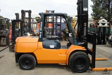 HYSTER TOYOTA NISSAN 5TON DIESEL HIRE OR BUY
