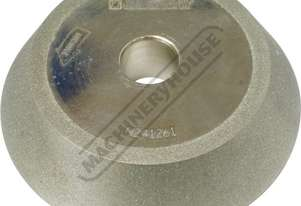 D115C CBN 300 Grinding Wheel For Grinding 12-26mm Carbide Drill Bits Suits SA-2500 Drill Sharpener