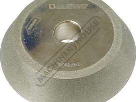 D115C CBN 300 Grinding Wheel For Grinding 12-26mm Carbide Drill Bits Suits SA-2500 Drill Sharpener - picture0' - Click to enlarge