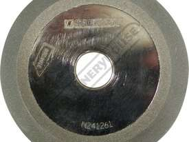 D115C CBN 300 Grinding Wheel For Grinding 12-26mm Carbide Drill Bits Suits SA-2500 Drill Sharpener - picture3' - Click to enlarge