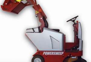 Powersweep PS120H HIGH DUMP SWEEPER