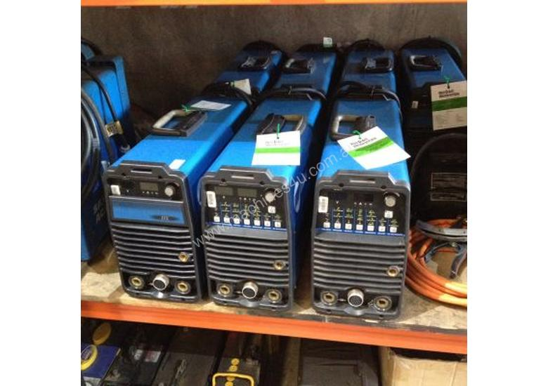 Used Miller Maxstar 200dx Single Phase Tig Welders In Wacol  Qld