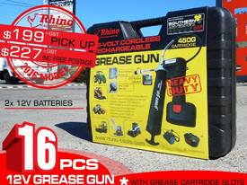 12V Rechargeable Grease Gun -  [PICK UP]