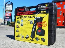 12V Rechargeable Grease Gun -  [PICK UP] TFGG6 - picture2' - Click to enlarge