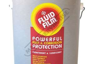 NAS-3L8 FLUFILM Rust & Corrosion Preventive Penetrant & Lubrication Protects all Metals, No Solvents