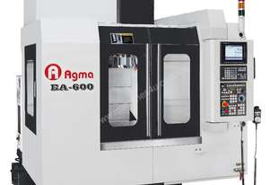 AGMA EA-600 VERTICAL MACHINING CENTRE