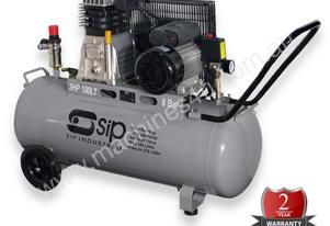 SIP TRADE INDUSTRIAL 3HP 100L 3HP BELT DRIVE AIR C