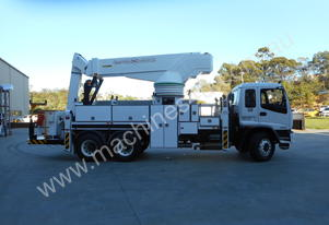 Used Redmond Gary Mounted Boom Lifter for sale