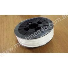 3.0 � White ABS Filament Coil ?1Kg