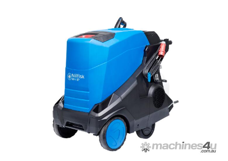 NEW Industrial Gerni Blue MH 8P Hot Water Pressure cleaner 180/2000 (Neptune 8-103)