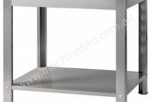 GAM MS4 Stand MS4 Stainless Steel Stand with Undershelf