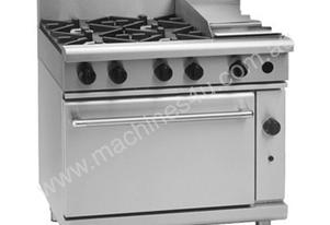 Waldorf 800 Series RN8613G - 900mm Gas Range Static Oven