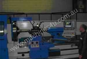 RYAZAN MODEL RT817RF3-8 CNC Lathe