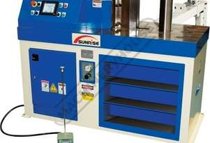 HBM-75NC Hydraulic NC Horizontal Bender 75 Tonne Force  Programmable Touch Screen Control with 1016m